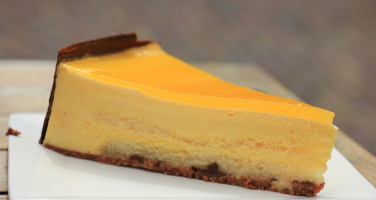 Best Mango Mousse Cake Recipe