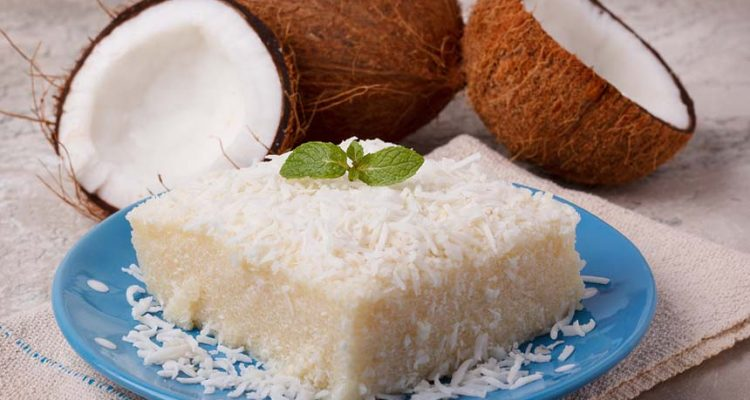 Amazing Coconut Dessert Recipes
